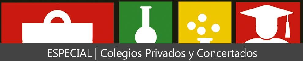 Colegios Privados y Concertados