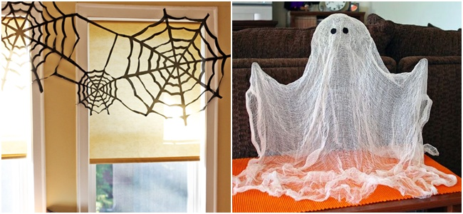 Decoraci n casera para halloween 10 ideas f ciles y - Ideas decoracion barata ...