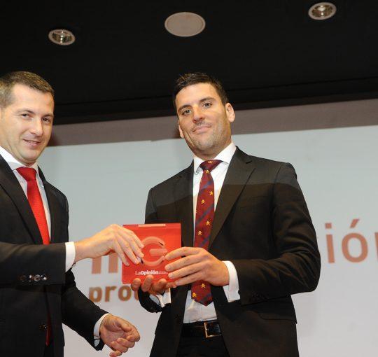 Premio Industria 4. 0: Mármoles y Granitos José María Miñarro