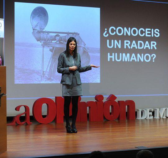 Silvia Leal: «Los robots tienen intuición, pero no nos van a quitar el trabajo»